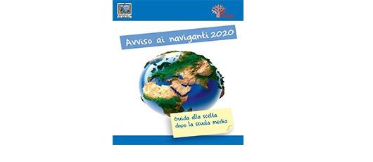 Online la guida orientativa 2019/2020 della Provincia di Rimini in merito alla scelta dopo  la scuola secondaria di I grado