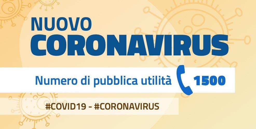NUOVO CORONAVIRUS – Sito ministeriale dedicato alle informazioni utili per le Istituzioni scolastiche, le Università, le Istituzioni dell'Alta formazione Artistica, Musicale e Coreutica sul Coronavirus.