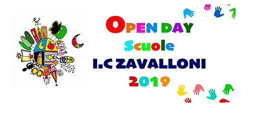 OPEN DAY 2019 – Le nostre scuole si presentano