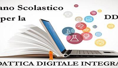 Piano scolastico per la Didattica Digitale Integrata (DDI) – Didattica a distanza – anno scolastico 2020/2021