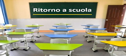 Informazioni avvio anno scolastico 2021/2022 – scuole di ogni ordine e grado