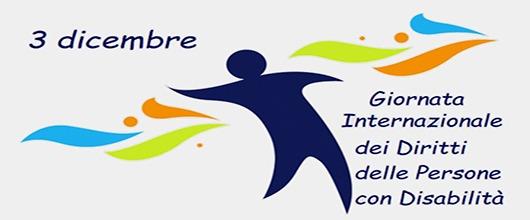 3 dicembre 2020 – Giornata internazionale delle persone con disabilità