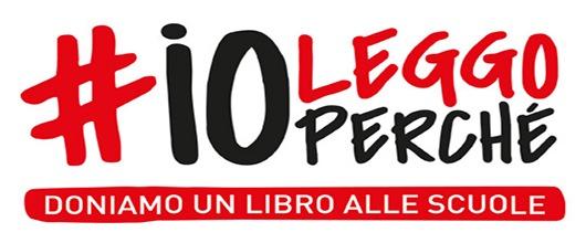 #IOLEGGOPERCHÉ – GRANDE RACCOLTA DI LIBRI A SOSTEGNO DELLA BIBLIOTECA SCOLASTICA – Iniziativa dal 21 al 29 Novembre 2020