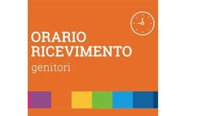 Ricevimento settimanale dei docenti a.s. 2019/2020 – Scuola secondaria di I grado sedi di via Alghero e via Ionio
