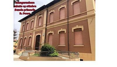 Festa per l'inaugurazione della scuola primaria di Riccione Paese- sabato 19 ottobre 2019